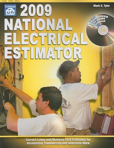National Electrical Estimator [With CDROM] 9781572182103