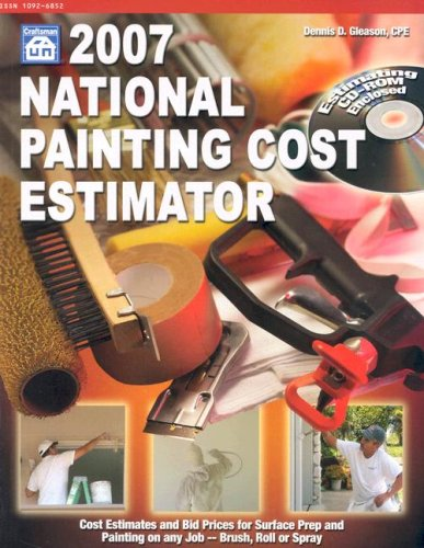 National Painting Cost Estimator [With CDROM] 9781572181793