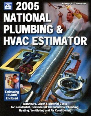 National Plumbing & HVAC Estimator [With CDROM] 9781572181458