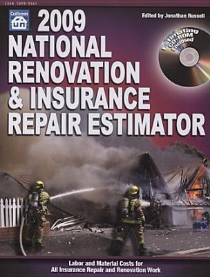 National Renovation & Insurance Repair Estimator [With CDROM] 9781572182158