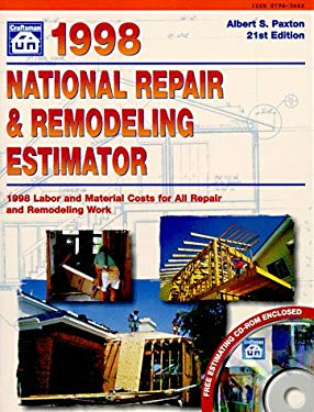 National Repair & Remodeling Estimator [With *] 9781572180536