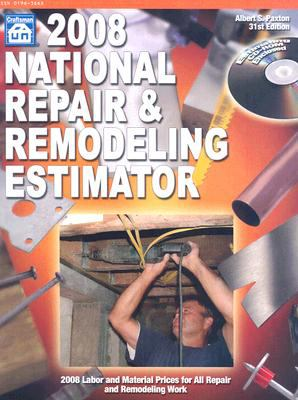 National Repair & Remodeling Estimator [With CDROM] 9781572181977