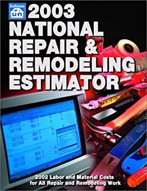 National Repair and Remodeling Estimator 9781572181274