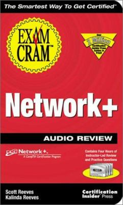 Network+ Exam Cram Audio Review 9781576105344