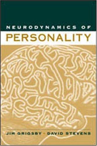 Neurodynamics of Personality 9781572305472