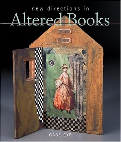 New Directions in Altered Books 9781579906948