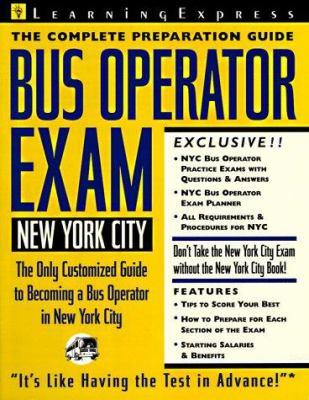 New York City Bus Operator Exam