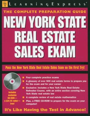 New York Real Estate Sales Exam 9781576854778
