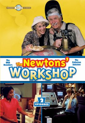 Newton's Workshop DNA Decoder/Pollution DVD 9781575672847