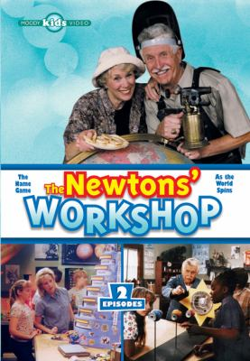 Newton's Workshop Name Game/The World Spins DVD 9781575672823