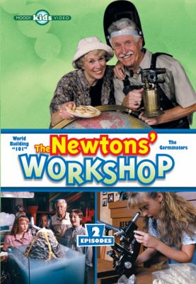 Newton's Workshop World Building/Germinators DVD 9781575672816