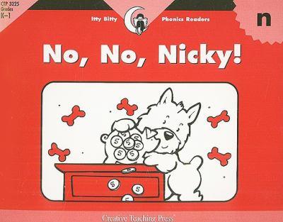 No, No, Nicky! 9781574718607