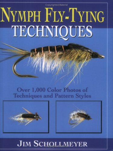 Nymph Fly-Tying Techniques 9781571882660