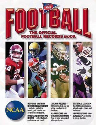 Official NCAA Football Records Book 9781572433892