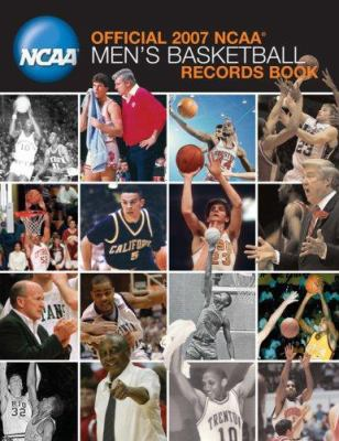 Official NCAA Men's Basketball Records Book 9781572439092