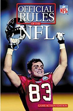 Official Playing Rules of the National Football League 9781572435834