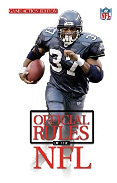 Official Playing Rules of the National Football League: Game Action Edition 9781572439047