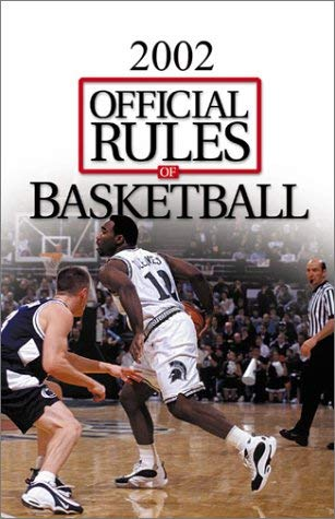 Official Rules of Basketball: NCAA 9781572434288