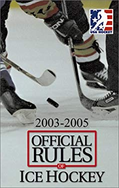 Official Rules of Ice Hockey 200305 9781572435872
