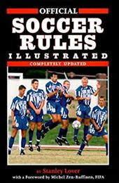Official Soccer Rules Illustrated 7071264