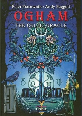 Ogham the Celtic Oracle Tarot Deck & Book Set 9781572814905