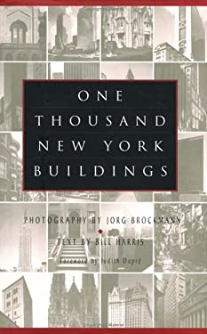 One Thousand New York Buildings 9781579122379