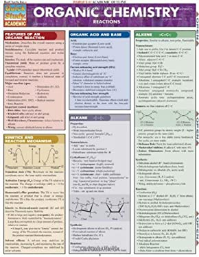 Organic Chemistry: Reactions 9781572225893