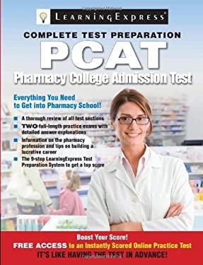 PCAT Pharmacy College Admission Test 9781576857878