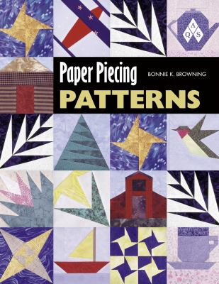 Paper Piecing Patterns 9781574327373