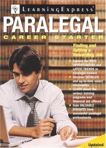 Paralegal Career Starter 9781576855713