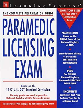 Paramedic Licensing Exam 9781576851487