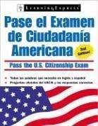 Pasa Examen Ciudadania Americana 9781576855904