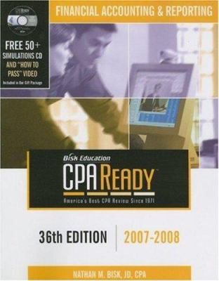 Pass the CPA Exam: Financial Accounting & Reporting 9781579615543