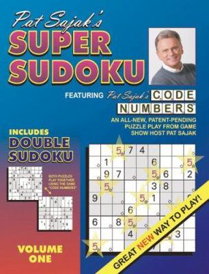 Pat Sajak's Super Sudoku 9781572438699