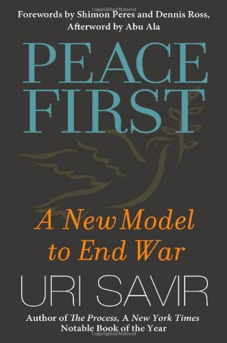 Peace First: A New Model to End War 9781576755969