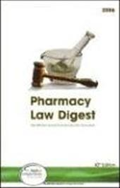 Pharmacy Law Digest: Published by Facts & Comparisons