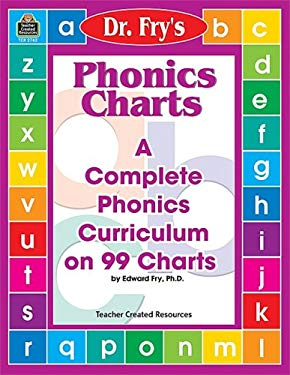 Phonics Charts by Dr. Fry 9781576907627