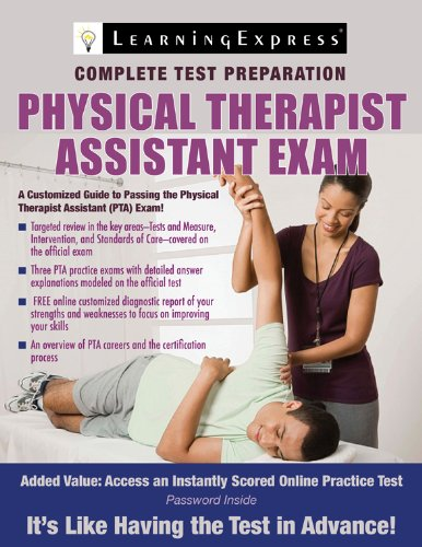 Physical Therapist Assistant Exam 9781576857540