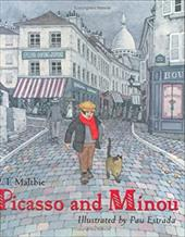 Picasso and Minou 7056792