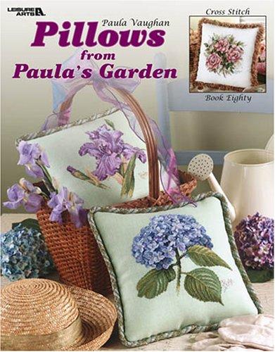 Pillows from Paula's Garden 9781574867923