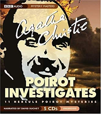 Poirot Investigates: Eleven Complete Mysteries 9781572703216