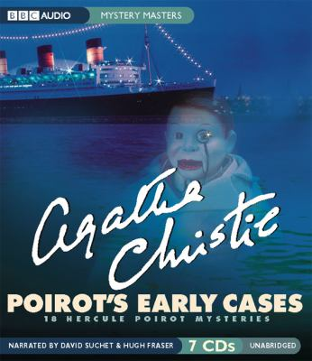 Poirot's Early Cases: 18 Hercule Poirot Mysteries 9781572704725