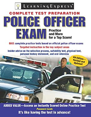 Police Officer Exam 9781576857403