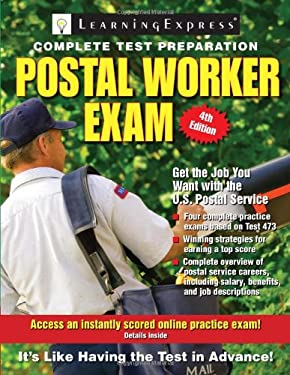 Postal Worker Exam [With Access Code] 9781576856758