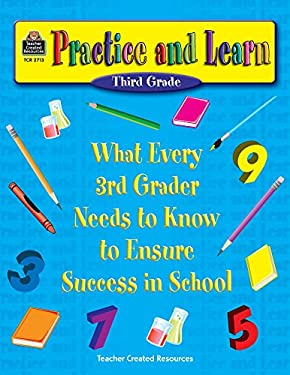 Practice and Learn Third Grade 9781576907139