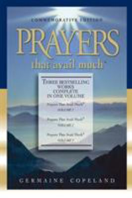 Prayers That Avail Much: 3 Volume Set 9781577949244