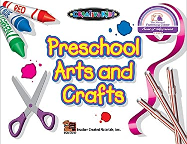 Preschool Arts & Crafts 9781576900970