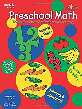 Preschool Math: Theme Units for Content-Area Learning 9781573105446