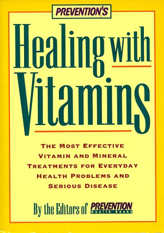 Healing with Vitamins 9781579540180