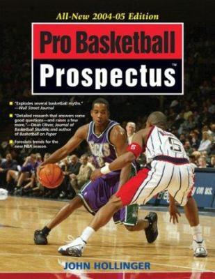 Pro Basketball Forecast 9781574886566